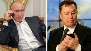 «Was ist das?»: Маск пригласил Путина пообщаться в Clubhouse | пародия «По кайфу»