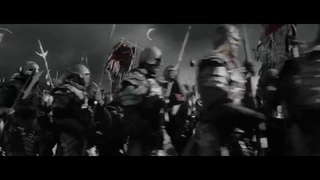 The Lord of the Rings - Orcs March - Battle of Minas Tirith (Alessio Sbarzella Sound Design)