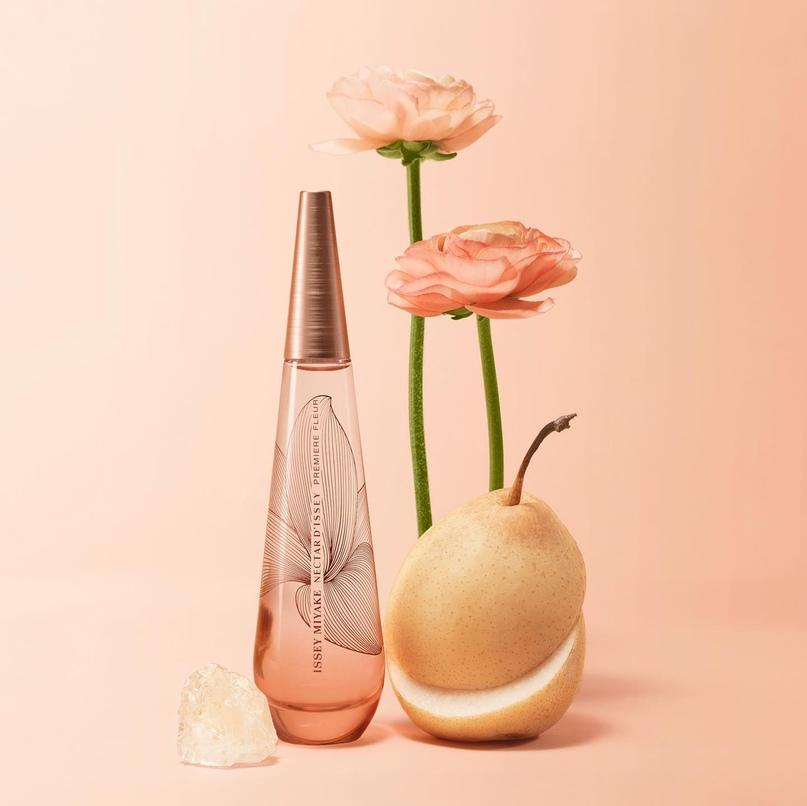 Issey Miyake представляет Nectar d'Issey Première Fleur, новый аромат, созданный...