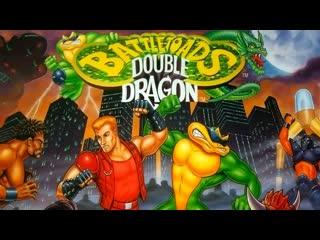 Прохождение Battletoads and double dragon от Гоши и Витали