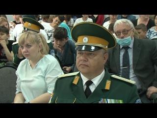 В Хабаровске заключили двустороннее соглашение о взаимодействии городских казаков с Детским домом №1