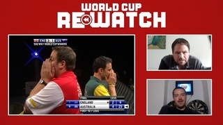 Adrian Lewis re-watches one of his most iconic finals!   2012 World Cup