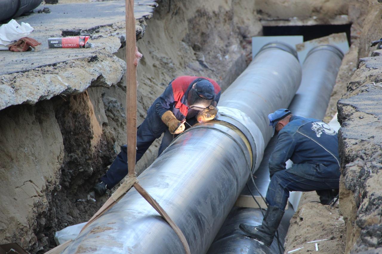 Восемь центральных улиц Курска на два дня останутся без горячей воды
