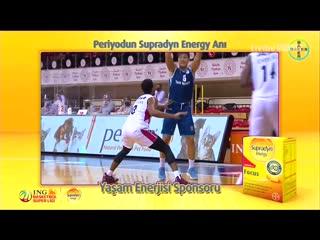 Gaziantep Basketbol - Türk Telekom
