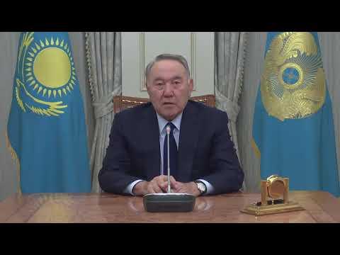 Мемлекет басшысының мәлімдемесі Заявление Главы Государства 21 февраля 2019