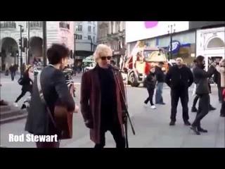 Celebrities join Street Performers Surprises Part 1 Compilation
