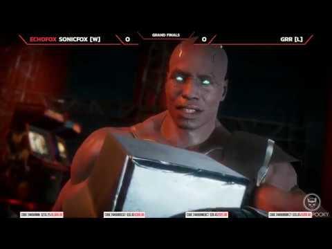 Mortal Kombat 11 Grand Finals SonicFox vs Grr NLBC 163