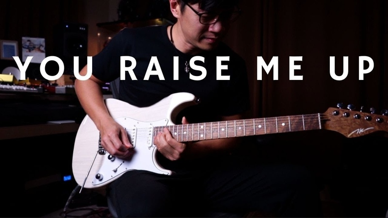 You Raise Me Up guitar cover by Vinai T