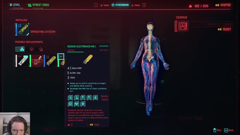 The Strategy Professor Finishing Regina Side Quests Corpo Netrunner Non Lethal Cyberpunk 2077 Very Hard
