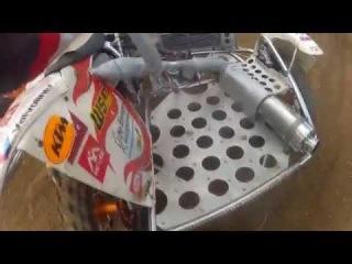 курьяново  мотокросс с коляской