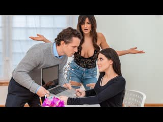 Pornomix / aubree valentine, becky bandini  family milf pov big tits pervmom anal teen oral blowjob ass perv threesome
