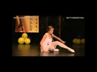 Mini/Junior Miss&Mister European Union 2013 (open): TALENT - Daria Baranovskaia