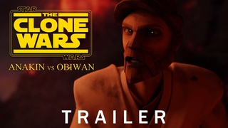 Anakin vs. Obiwan: CLONE WARS STYLE Teaser trailer (Star Wars Fan Film)