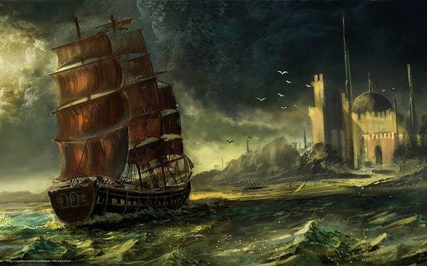 Скачать Обои На Рабочий Стол Корабли