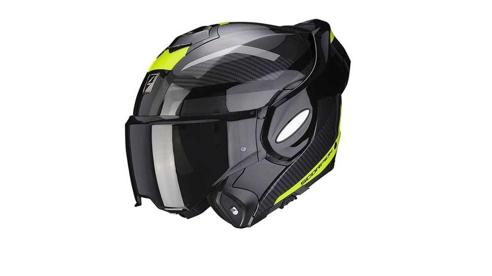 Обновленный модульный шлем Scorpion Exo-Tech 2021