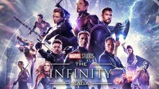 Infinity Saga Tribute   Avengers: Endgame (Death Stranding Trailer Style)