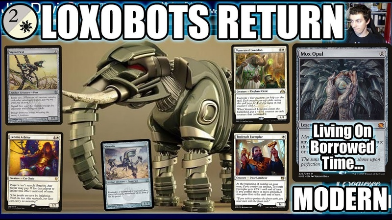 Trying To Have Fun With Loxobots Before They Ban Mox Opal
