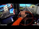 Euro truck simulator 2 career day 20 steering wheel shifter day in a scania 164