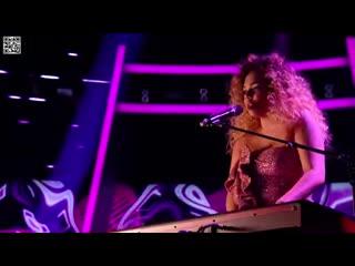 """Шоу """"Голос"""" Британия 2020. - Люси с песней """"Внимание"""". — """"The  Voice"""" UK. - Lucy Calcine: """"Attention"""""""