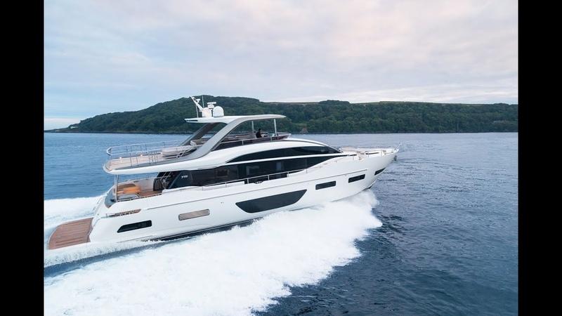 Princess Y85 Motor Yacht Y Class motor yacht