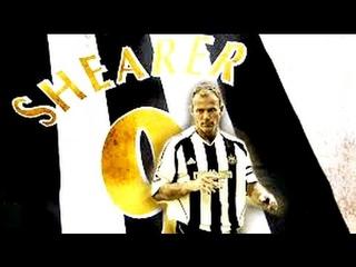 Alan Shearer - Newcastle Nostalgia