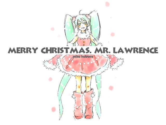 【初音ミク - Hatsune Miku】Merry Christmas Mr. Lawrence【Utata-P Remix】【HD】