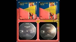 FANCY - IN SHOCK (MAXI, ULTRASOUND / SLICE ME NICE 1985