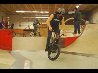 Rare Stevie Churchill BMX Footage  2009 - 2012