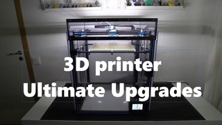 Tronxy X5SA 3d printer ultimate upgrades!