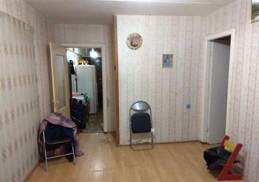 квартира в кирпичном доме Тимме 16