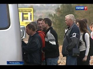 28 сент. 2017 г. Жители Суворовского не могут уехать в центр Ростова и попасть домой