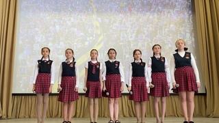 # Cталинградская сирень песня и стихи Звонкие голоса  Уфа Бессмертный полк