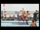 Daisuke Sekimoto, Hideyoshi Kamitani, Kazumi Kikuta vs. Yasufumi Nakanoue, Ryuichi Kawakami, Yoshihisa Uto (BJW)