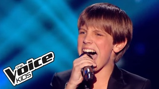 I Will Always Love You - Whitney Houston   Léo    The Voice Kids 2015   Blind Audition