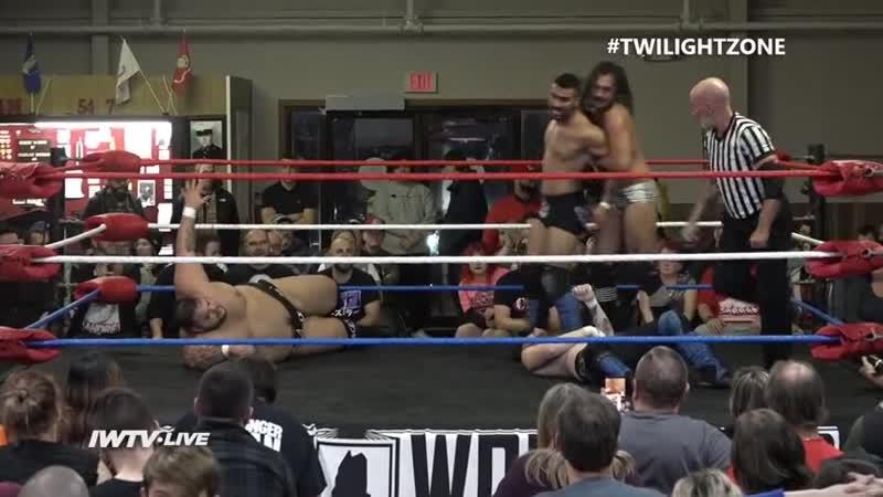 Limitless Wrestling. Twilight Zone 2019