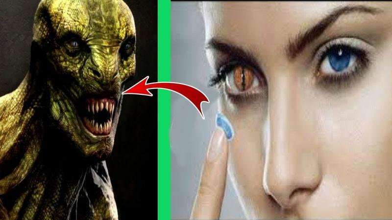 Сон про рептилию или иные которая управляет нашем Миром паразиты на планете земля
