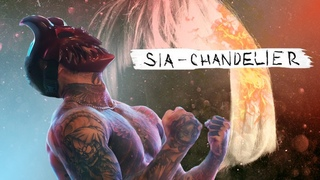 ALEX TERRIBLE Sia - Chandelier  COVER (RUSSIAN HATE PROJECT)