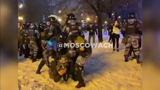 Грот - Рубежи (Россия протесты 2021