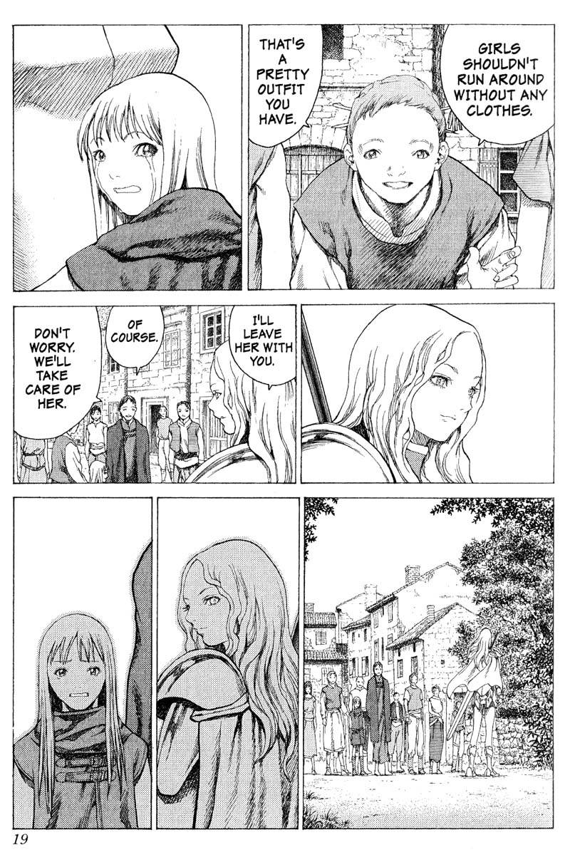 Claymore, Chapter 16, image #18