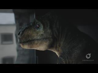 Рубрика Животные мудрости. Будь как тираннозавр!