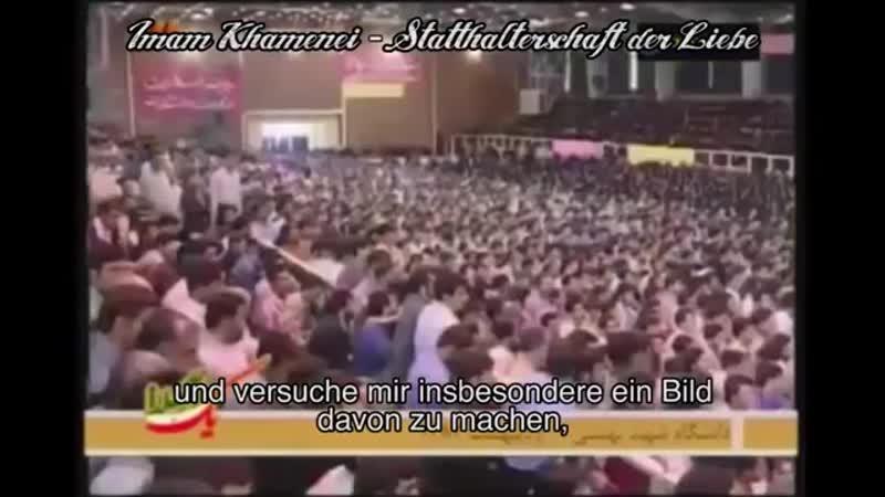 Humorvolle Momente mit dem Imam