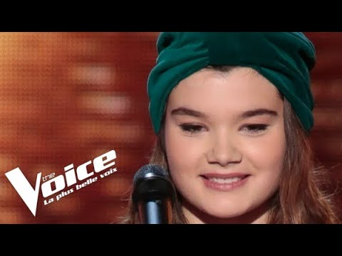 Benjamin Biolay Ton héritage Louise Combier The Voice France 2020 Blind Audition