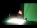 Подготовка к песочному шоу Руслан и Людмила 17 марта 2018, театр плоды просвещения