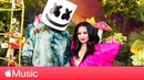 "Demi Lovato and Marshmello: ""OK Not To Be OK"" and Prioritizing Mental Health 