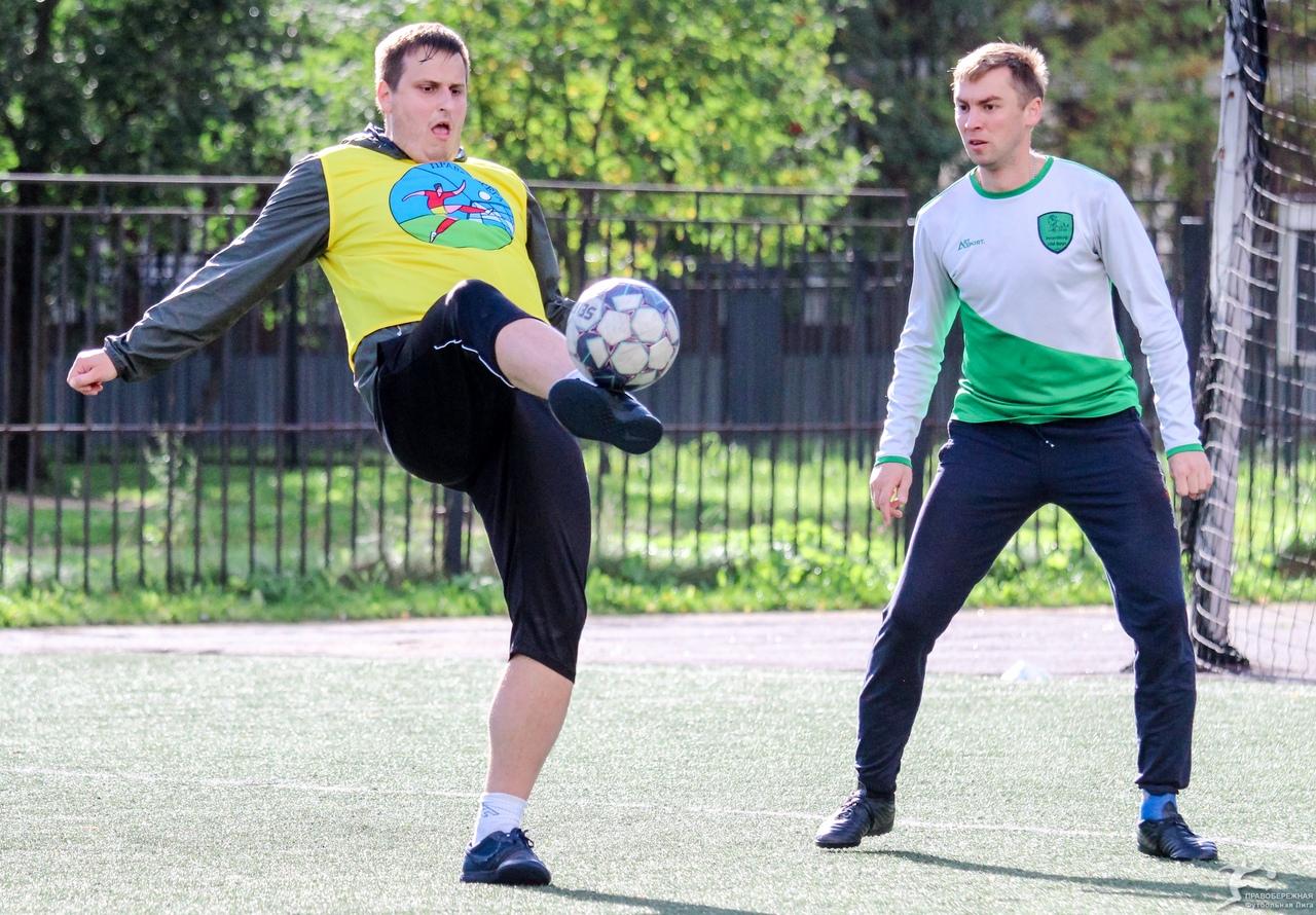 Никита Косогоров (Медуззза) и Владимир Хвойницкий (Питер Олд Бойз)