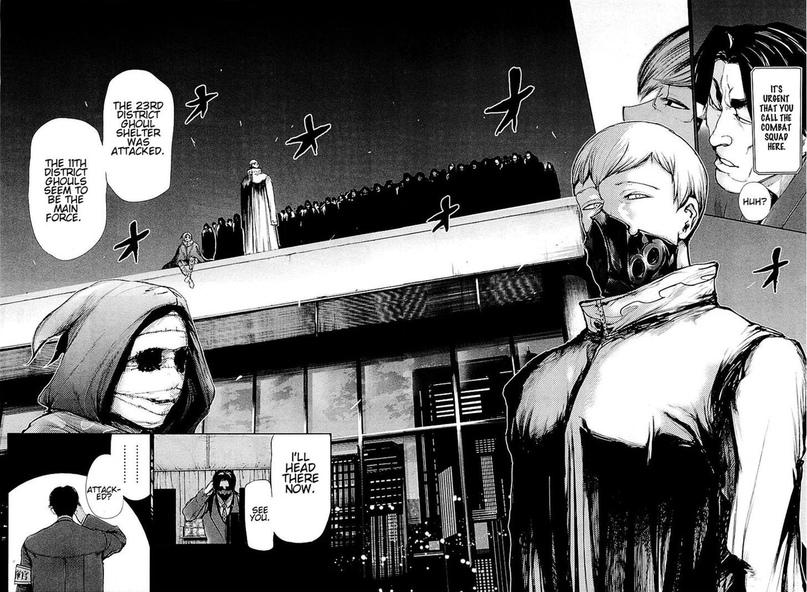 Tokyo Ghoul, Vol.8 Chapter 78 Diversion, image #12