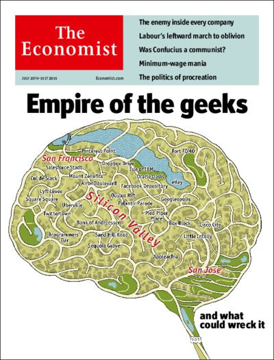 THE ECONOMIST - Audio Edition (July 25th, 2015)