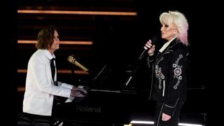 "Tanya Tucker & Brandi Carlile Perform ""Bring My Flowers Now""   2020 GRAMMY Awards"