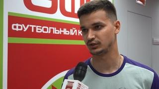 Вячеслав Кротов: «После финального свистка понял, что я эмоционально опустошен»