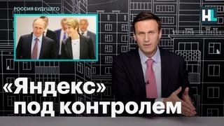 Навальный о главе фонда Яндекса Елене Шмелевой